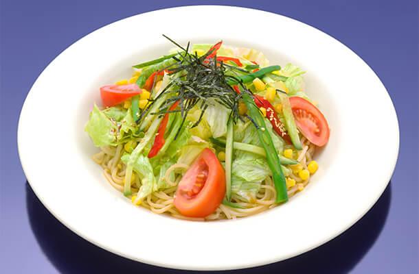 Salad Hiyashi