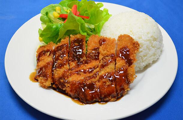 Chicken Katsu Set
