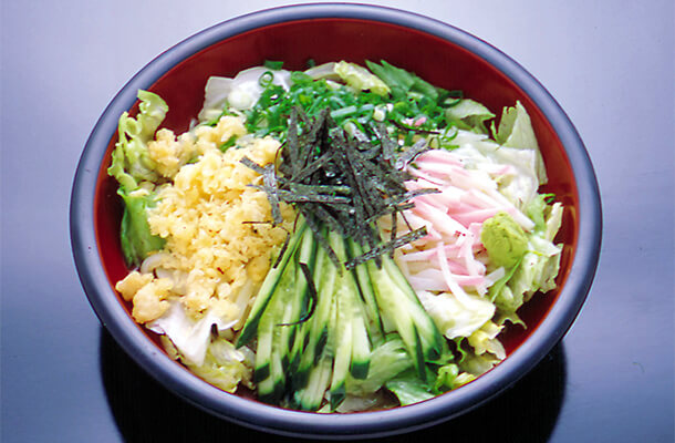 Hiyashi Udon