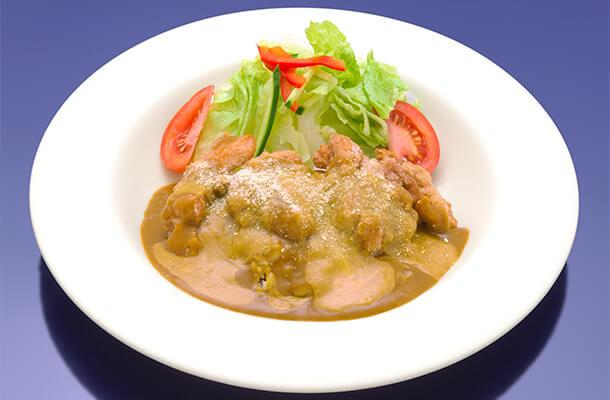 Karaage Cheese Curry