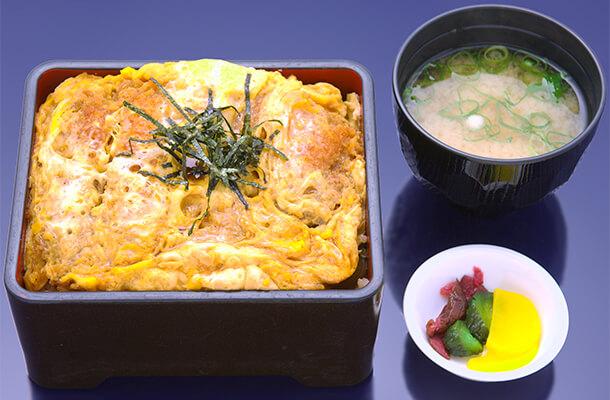 Katsu-Ju Chicken Or Pork