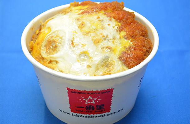 Chicken Katsu-ju