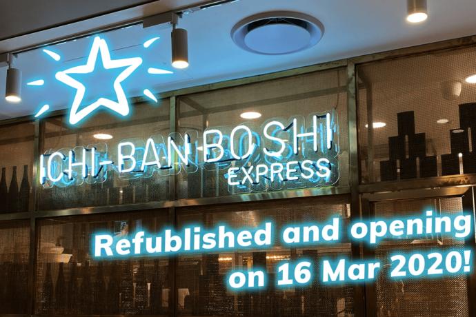 Express shop refublished