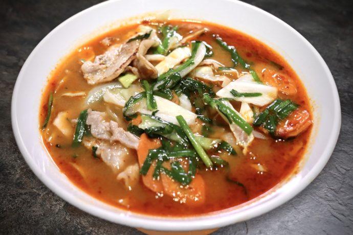 Spicy Miso Blend Ramen